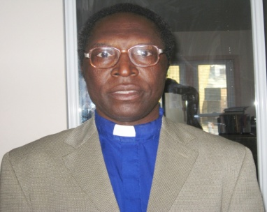 Rev. Isaac Laudarji (ECWA USA DCC Treasurer)