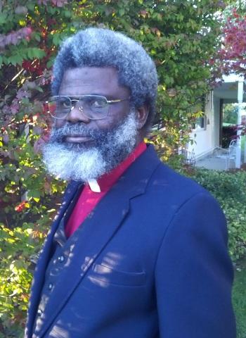 Rev. Dr. Daniel A Iselaiye