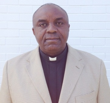 Rev. Jean de Dieu Nzeyimana of Louisville