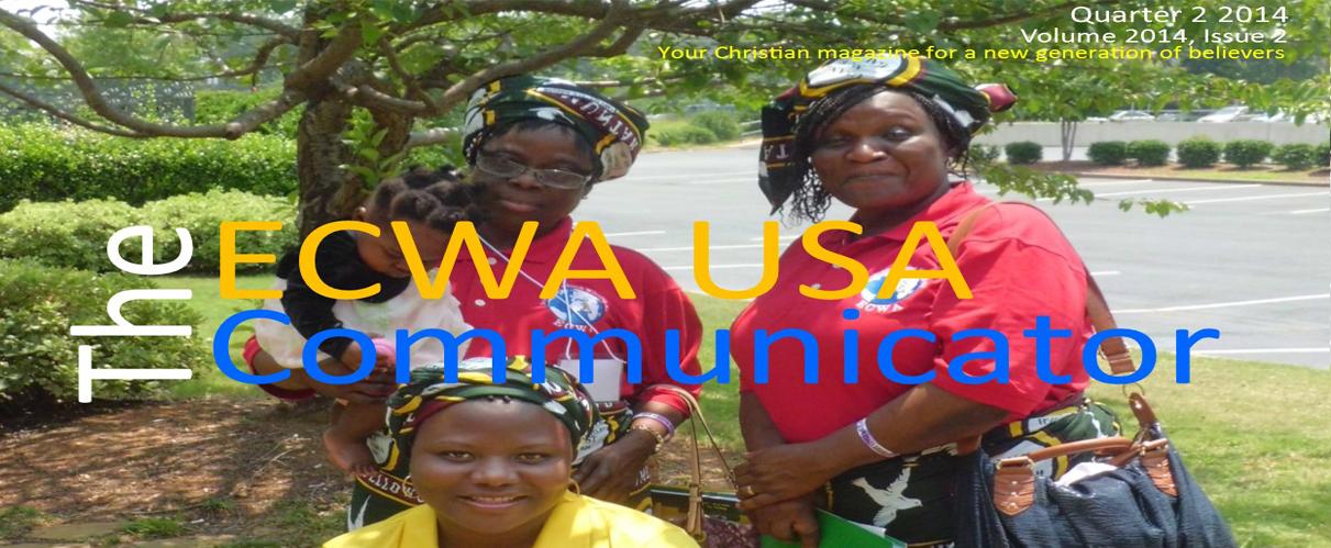 The ECWA USA Communicator