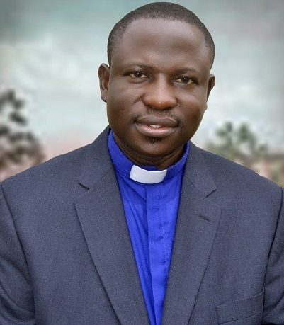 ECWA Assist. Gen. Secretary, REV. Eliazar E. Baba