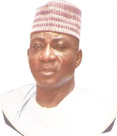 ECWA Treasurer, ELDER. Madugu B. Gana