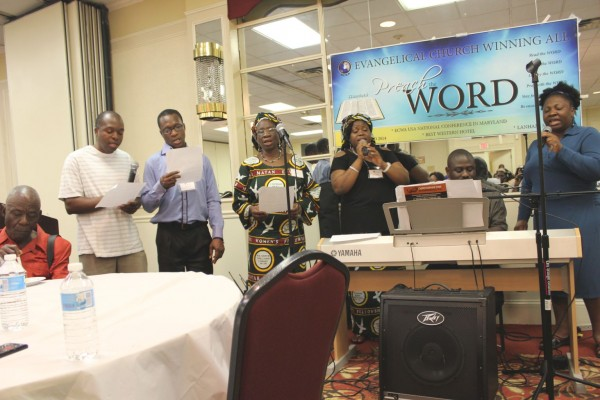 ECWA USA International Conferencein Lanham, Maryland, USA June 19th - 22nd, 2014  Photo 129