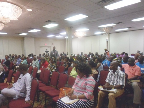 ECWA USA International Conferencein Lanham, Maryland, USA June 19th - 22nd, 2014  Photo 207