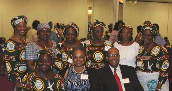 ECWA USA International Conferencein Lanham, Maryland, USA June 19th - 22nd, 2014  Photo 237