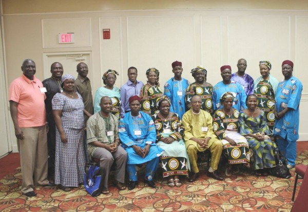 ECWA USA International Conferencein Lanham, Maryland, USA June 19th - 22nd, 2014  Photo 287