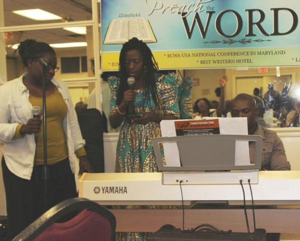 ECWA USA International Conferencein Lanham, Maryland, USA June 19th - 22nd, 2014 Photo 346