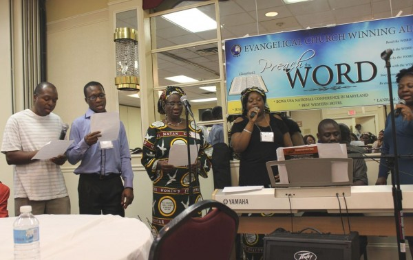 ECWA USA International Conferencein Lanham, Maryland, USA June 19th - 22nd, 2014  Photo 350