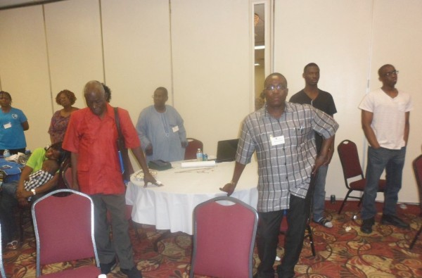 ECWA USA International Conferencein Lanham, Maryland, USA June 19th - 22nd, 2014  Photo 363