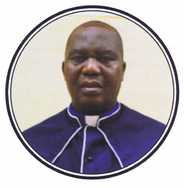 ECWA Vice President, Rev. Dr. John Omba Aina