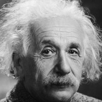Albert Einstein (Wikimedia Commons)